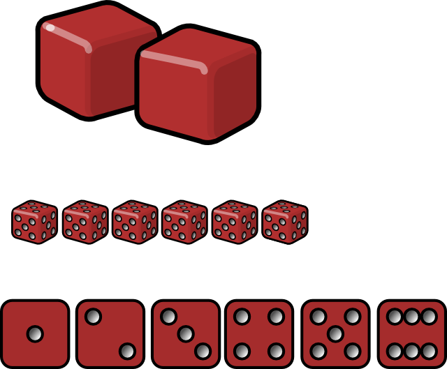 Web-based Dice (work in progress)